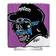 Eazy E Full Color Shower Curtain