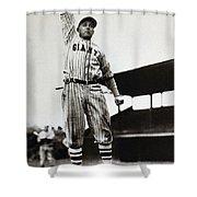 Edd Roush (1893-1988) Shower Curtain
