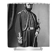 Edgar A. Kimball (1822-1863) Shower Curtain
