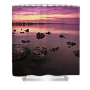 Edge Of A New Day Shower Curtain