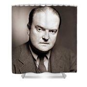 Edmund Wilson (1895-1972) Shower Curtain