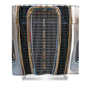 Edsel Grille Shower Curtain