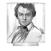 Edwin Forrest (1806-1872) Shower Curtain