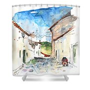 El Alcornocal 03 Shower Curtain