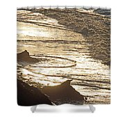 Eldorado Beach Shower Curtain