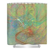 Electrifying Shower Curtain