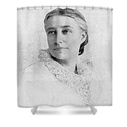 Elizabeth Stuart P. Ward Shower Curtain