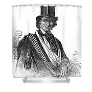 Ellen Craft (b.1826) Shower Curtain
