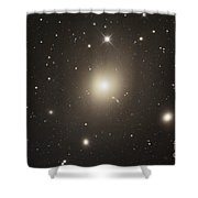 Elliptical Galaxy Messier 87 Shower Curtain