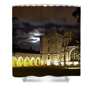 Elphinstone And Cromwell Shower Curtain