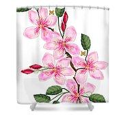 Elusive Shower Curtain