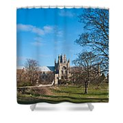 Ely Scenic Shower Curtain