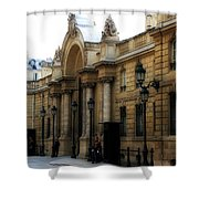 Elysee Palace 1 Shower Curtain