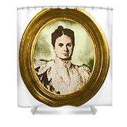 Emily Warren Roebling Shower Curtain