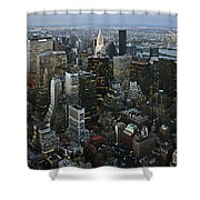 Empire's View Shower Curtain