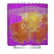Enchanted Jellyfish 2 Shower Curtain