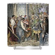 End Of Roman Empire Shower Curtain