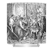End Of The Roman Empire Shower Curtain