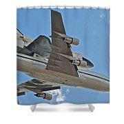 Endeavour's Last Flight Iv Shower Curtain