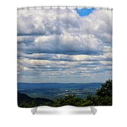 Endless Highland Beauty Shower Curtain