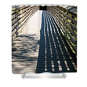Endless Travels Shower Curtain