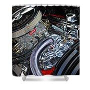 Engine 632 Shower Curtain