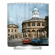 England: Oxford University Shower Curtain