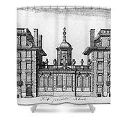 England: St. Pauls School Shower Curtain