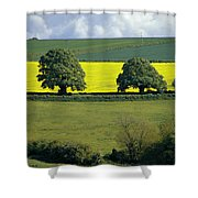 The Cotswolds 2 Shower Curtain