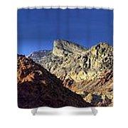 Enjoying Red Rock Canyon Shower Curtain
