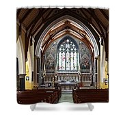 Ennis Cathedral Shower Curtain