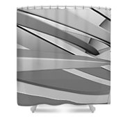 Entangled Thoughts Shower Curtain
