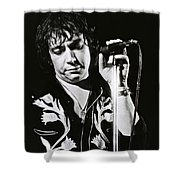 Eric Burdon In Concert-2 Shower Curtain