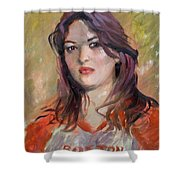 Eriola Shower Curtain