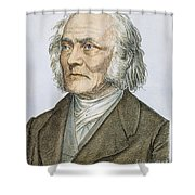 Ernst Heinrich Weber Shower Curtain
