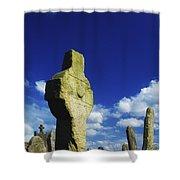 Errigal Keerogue, St Kierans Church Shower Curtain