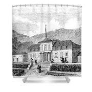 Escorial: Princes House Shower Curtain