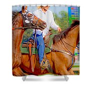 Escort Shower Curtain