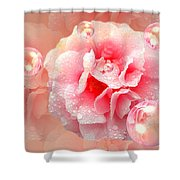 Essence Of Sophie Shower Curtain
