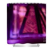 Essential Oils Shower Curtain