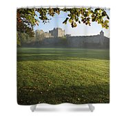 Estate Of Cahir Castle Cahir, County Shower Curtain