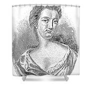Esther Johnson (1681-1728) Shower Curtain
