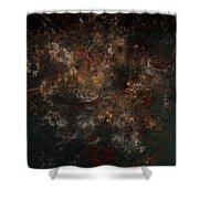 Eternal Garden Shower Curtain