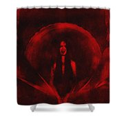 Eternity In Hunger Shower Curtain