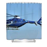 Eurocopter Ec135 Shower Curtain