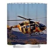 Eurocopter Uh-72 Lakota Shower Curtain