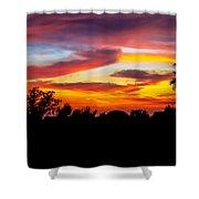 Evening Best Shower Curtain