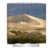 Evening Dune Shower Curtain