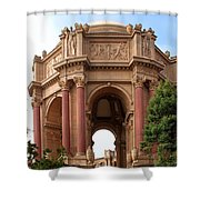 Exploratorium San Francisco Shower Curtain