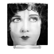 Eyes: Mary Brian Shower Curtain